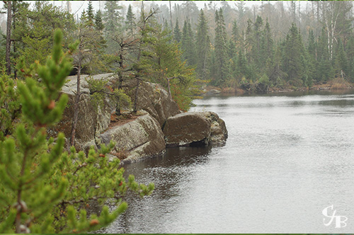 Photo: Campsite in the BWCA in northern Minnesota. Photo by Chris J. Benson
